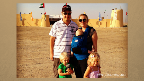 5 travel challenges for a family of five | BabyGlobetrotters.Net