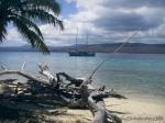 Vanuatu boat