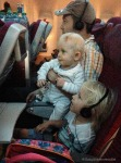 Qatar in-flight calm |Surviving ultra long-haul with Kids | OurGlobetrotters.Net