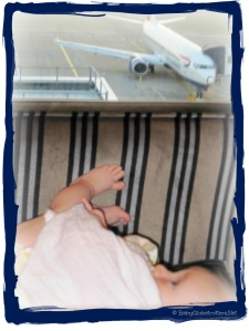Baby's first flight | Travel Advice | OurGlobetrotters.Net