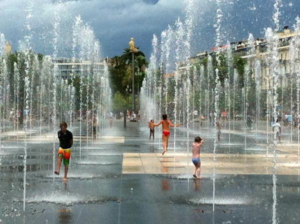 Promenade du Paillon | Cote d'Azur | Explore My City | BabyGlobetrotters.Net
