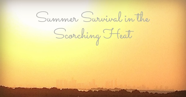 Summer Survival | Expatriate Life | BabyGlobetrotters.Ne