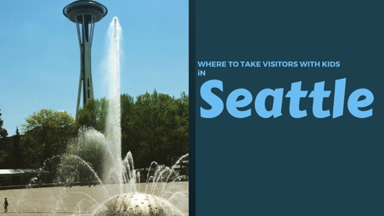 Where to take Visitors with kids in Seattle | Explore My City | BabyGlobetrotters.Net