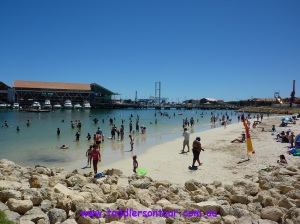Hillarys Marina beach | Perth with kids | Explore My City | BabyGlobetrotters.Net